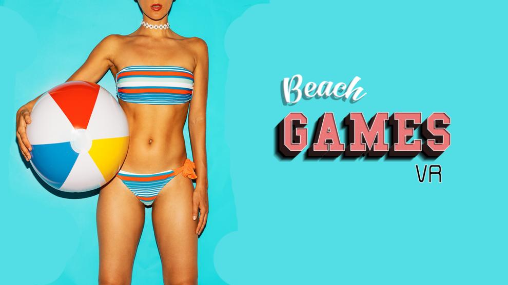 beach games VR
